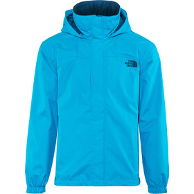The North Face Resolve Veste Homme, hyper blue/shady blue